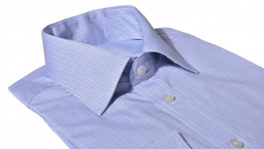 Striped Extra Slim Fit shirt