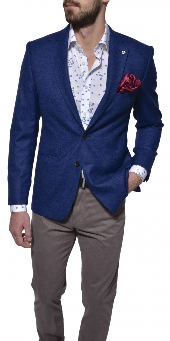 LIMITED EDITION blue blazer