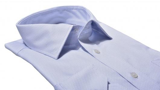 Modrá Classic Fit košeľa