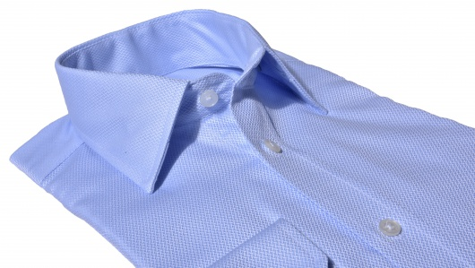 Blue business Classic Fit shirt