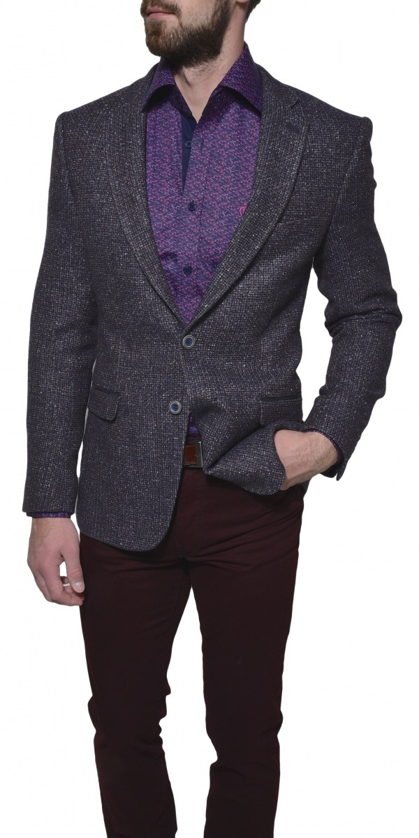 LIMITED EDITION grey blazer