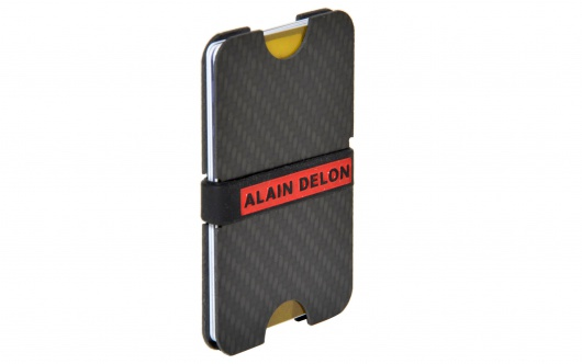 Carbon-fibre wallet