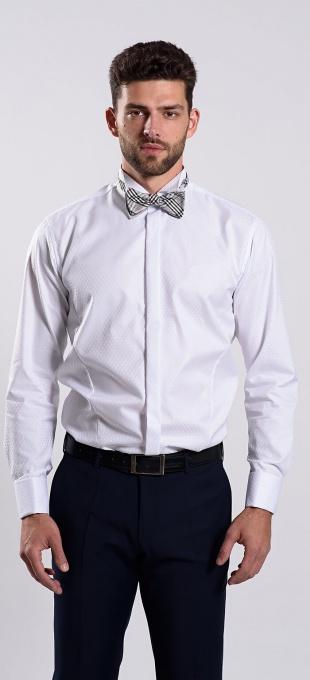 White formal Extra Slim Fit shirt