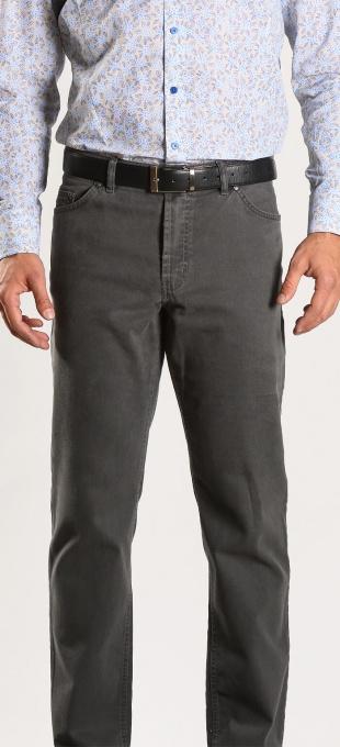 Šedé džínsy