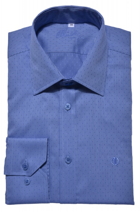 Blue Extra Slim Fit shirt