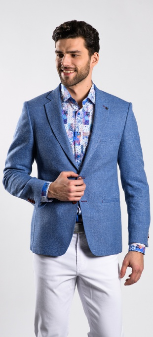 LIMITED EDITION Light blue blazer