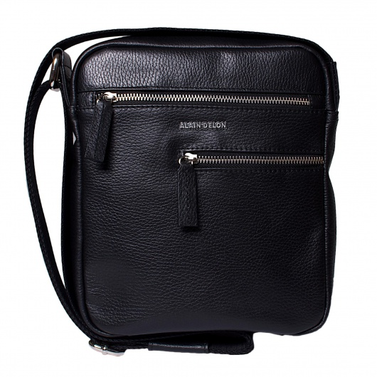 Malá čierna taška na plece