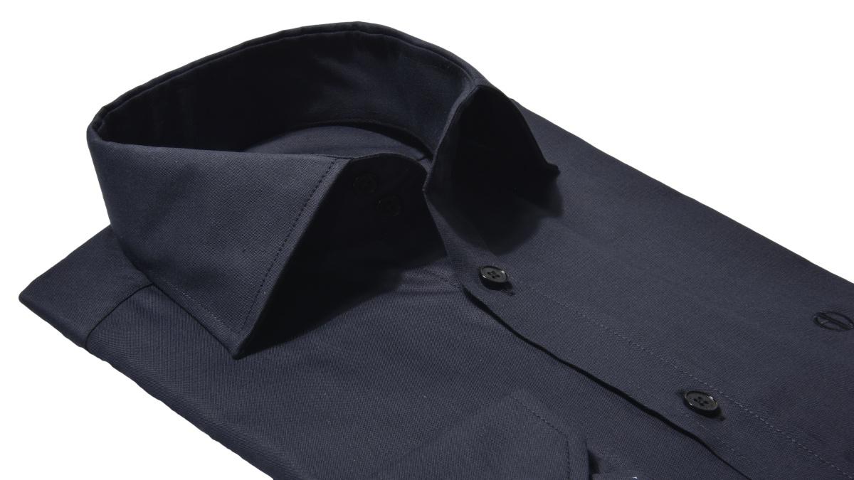 Čierna Classic Fit košeľa