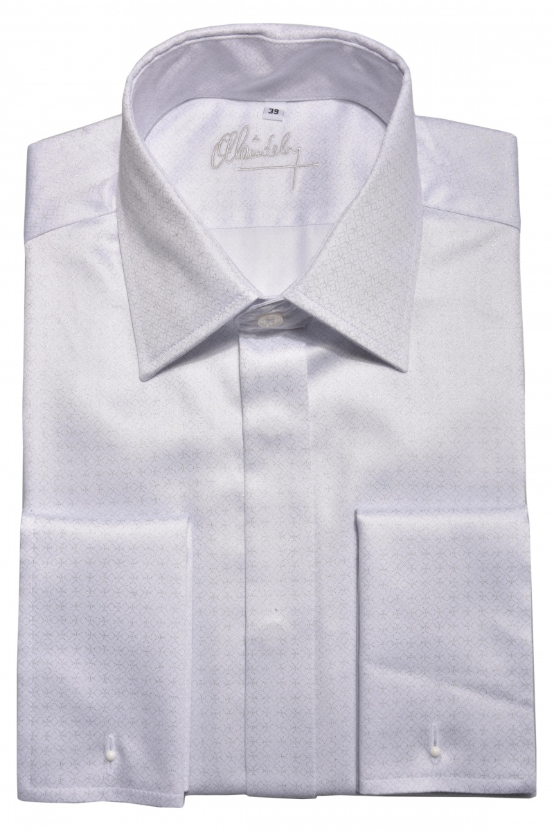 LIMITED EDITION white formal Extra Slim Fit shirt