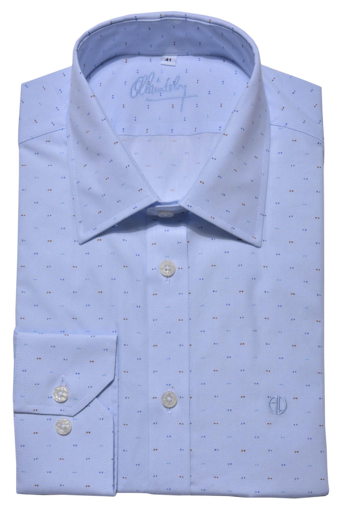 60824b0b6f6f Modrá business Extra Slim Fit košeľa - Košele - E-shop