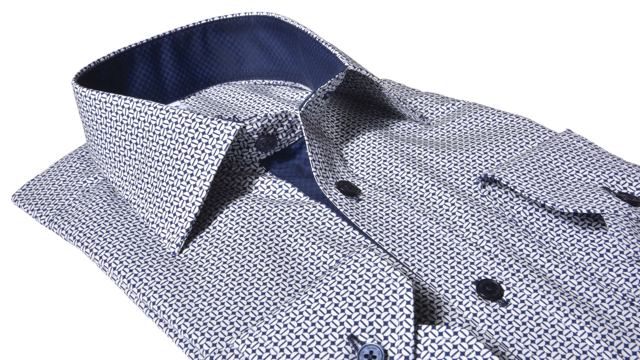 1673236cea21 Luxury Line Slim Fit košeľa s printom - Košele - E-shop
